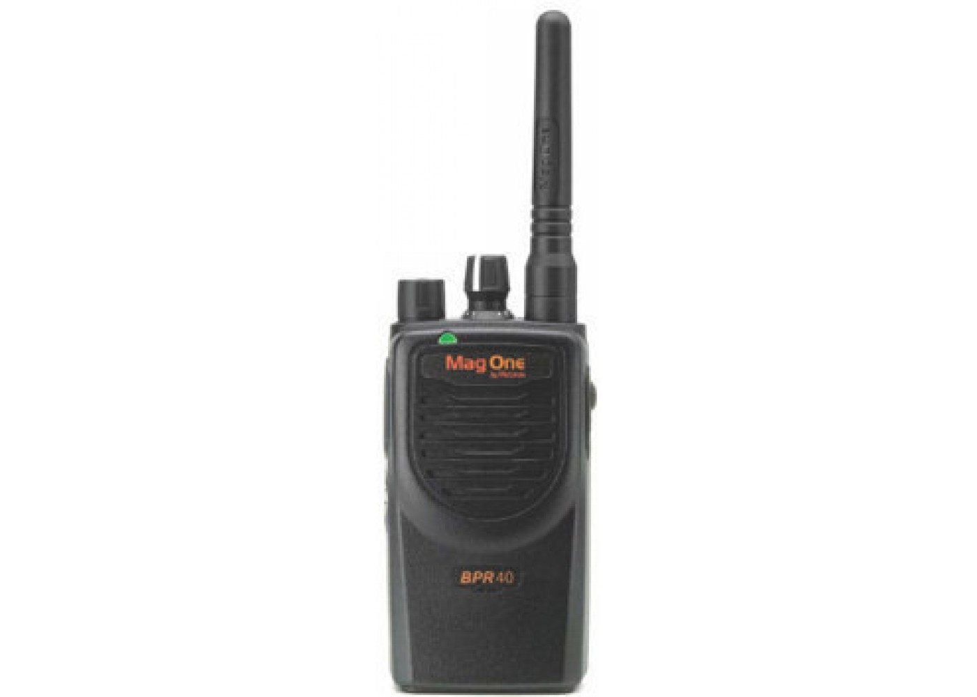 Mag one by motorola bpr40 portable two way radio.