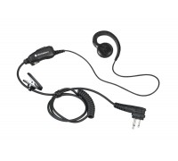 HKLN4604 Swivel Earpiece with PTT Mic