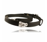 AY000223A01 Boston Leather Fireman's Radio Strap