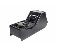 Kit, Ford Sedan Police Interceptor 2011 - 2014, MCS Console Box with Quad M