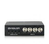 ENC-4P-H264 4-Port H.264 Analog Video Encoder with 4 audio