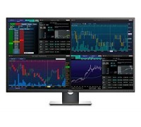"Avigilon M4K43 Monitor, 43"" LCD 4K UHD 16:9 Widescreen Aspect Ratio"