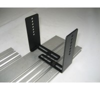 "5"" Universal Equipment Mounting Brackets"