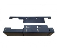Front and Rear Hump Mounting Bracket for 2015-2017 Ford Transit