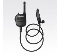 "VHF Public Safety Microphone, 24"" Straight Cable"