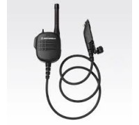 "UHF Public Safety Microphone, 24"" Straight Cable"