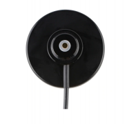 3080384M44 Antenna Mount, Black Magnetic
