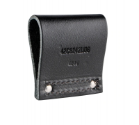 4282421J06 - Leather Swivel Belt Loop
