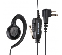 Motorola HKLN4424A Swivel Earpiece With In-Line Push-To-Talk
