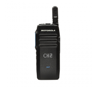 Motorola TLK100 Wave OnCloud Using 4G LTE Two Way Radio with Nationwide Cov
