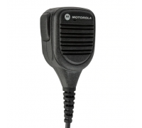 Remote Speaker Mic with IP57 Rating, Submersible