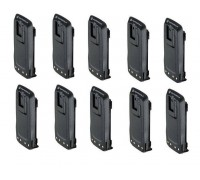 10 Pack of Motorola PMNN4077c Lion Battery 2200mah