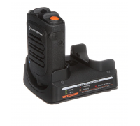 RLN6554 APX Wireless RSM with Battery, Clip, Dual Unit Charger and Power Su