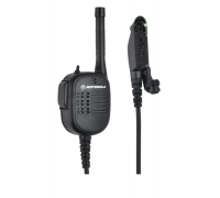 """RMN5075 UHF Public Safety Microphone, 24"""" Straight Cable"""
