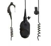 NTN2570 A Bluetooth Mission Critical Wireless earpiece with 12 cable