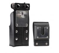 "NTN8381 NTN8381C High-Activity Swivel Leather Case Features 3"""