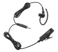 BDN6731 BDN6731A Earpiece x-Loud with Mic  PTT Black