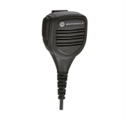 PMMN4013  Remote Speaker Mic w/Coil Cord and Swivel Clip