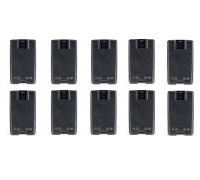 Ten pack of PMNN4075AR Motorola Original Battery BPR40 Lithium Ion