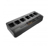 Motorola PMPN4284A Six Bank Charger for XPR series