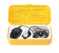 RLN6483 - CommPort Ear Mircophone With Snap-on-Side Push to talk