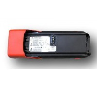 NTN9177 Clamshell Disposable black battery shell