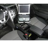 Ford Interceptor Utility and Ford Explorer Standard Passenger Mount