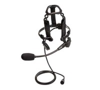 PMLN6833 Tactical Temple Transducer with Boom Mic