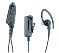 BDN6731A Earpiece x-Loud w/Mic & PTT (Black)