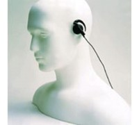 Flexible Ear Receiver (flexible earloop & speaker that rests external
