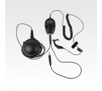Integrated Ear Microphone/ Receiver System w/Body PTT