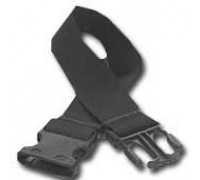 4280384F89 Nylon Belt Extender (Black)