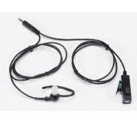 BDN6729A Earpiece w/Mic & PTT Com (Black)