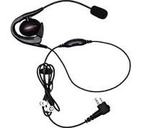 Motorola PMLN6537 Earset with Boom Mic, Inline Push-to-Talk