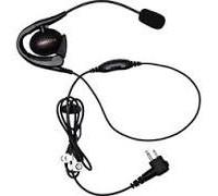 Motorola PMLN6537 Earset with Boom Mic, Inline Push-to-Talk