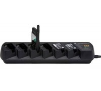 Motorola [PMLN6687A] Six-Pocket-Multi-Unit Charger with Power Cord
