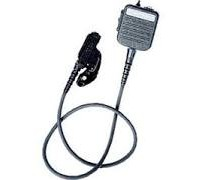 "NMN6251 UHF Public Safety Microphone  18"" Straight Cord."