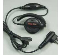 PMLN4443 PMLN4443B Ear Receiver with In-Line Microphone