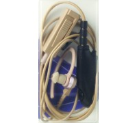 AARMN4022A Earpiece w/Mic and PTT 2-Wire (Beige)