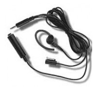 BDN6732A 3-Wire Surveillance Kit Black x-Loud