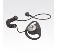 Motorola PMLN4620 D-style receive-only earpiece with 3.5mm plug.
