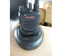 Used Motorola BPR40 UHF with New Battery