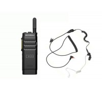 AAH88QCP9JA2AN SL300 UHF 99 Channel, Display Radio with free headset