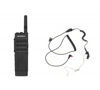 Motorola AAH88QCC9JA2AN SL300 UHF 2 Channel, Non-Display Radio
