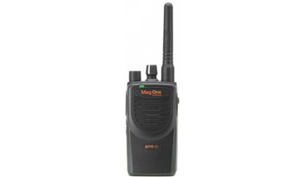 Motorola Mag One BPR40 Analog Radio UHF Band