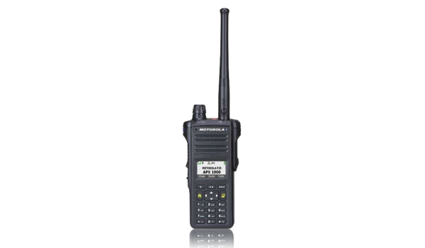 APX 1000 SINGLE-BAND UHF P25 PORTABLE RADIO H84SDD9PW5AN