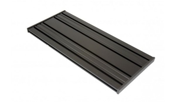 """18"""" Long, 8"""" Wide Tunnel Mount Base Without Vehicle Mount"""