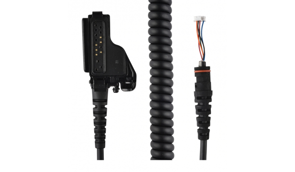 0104028J67 Replacement Cable for Remote Speaker Microphone (PMMN4051)