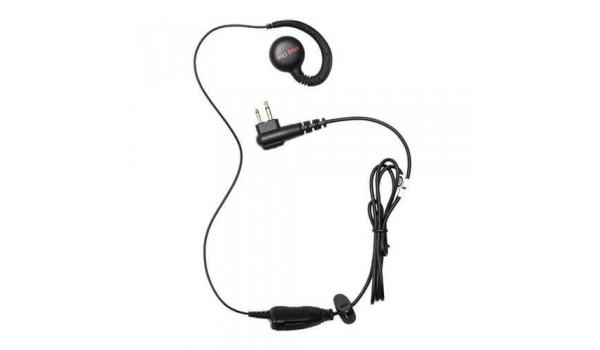 motorola pmln6532 swivel earpiece mic and ptt