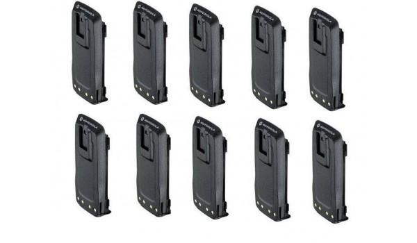 10 Pack of Motorola PMNN4077c Lion Battery 2200mah